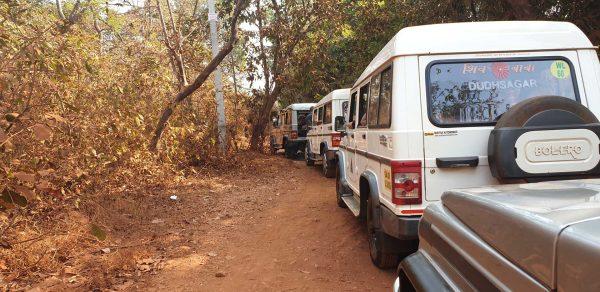 trek by vehicle 2