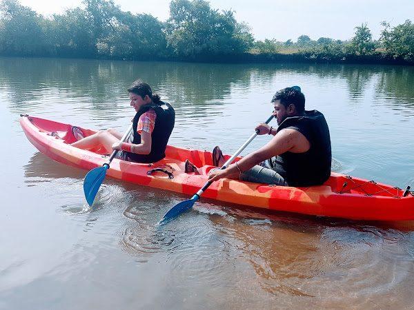 Backwater Kayaking