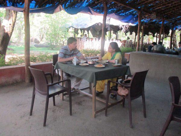 Restaurant at Natures Nest Resort