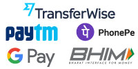 Travel Adventure Goa Payment Methods